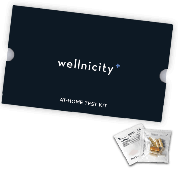 Wellnicity At-home Test Kit